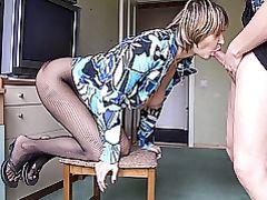 Amateur Mature Blowjob Photo Wife Sucks Husbands Dick