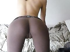 Awesome Yoga Camel Toe of a Great Ass