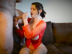 Husband making sex with PAWG wife she has a body to die for